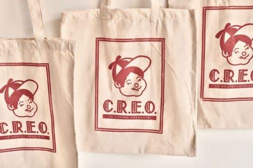 Bossa de tela CREO Picolino